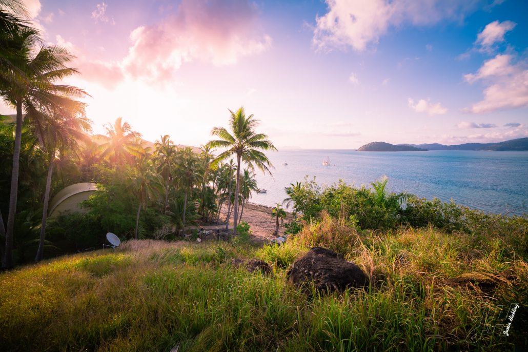 Dent Island Sunset